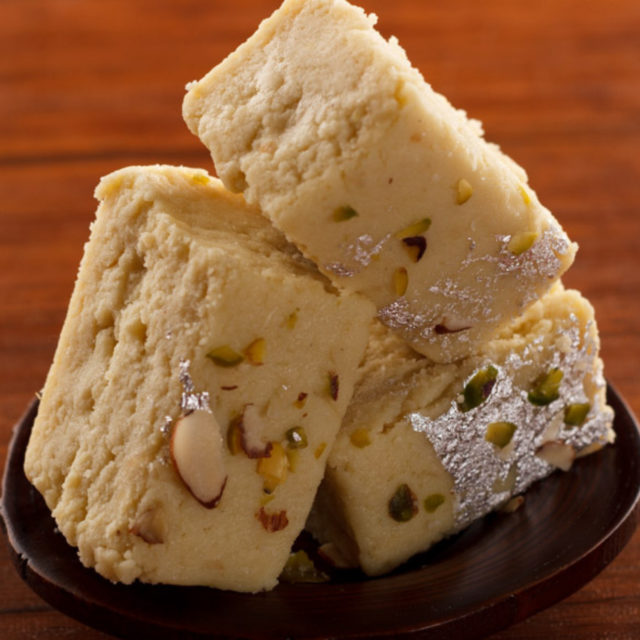 Sugar-free Mithai (Qalakand)