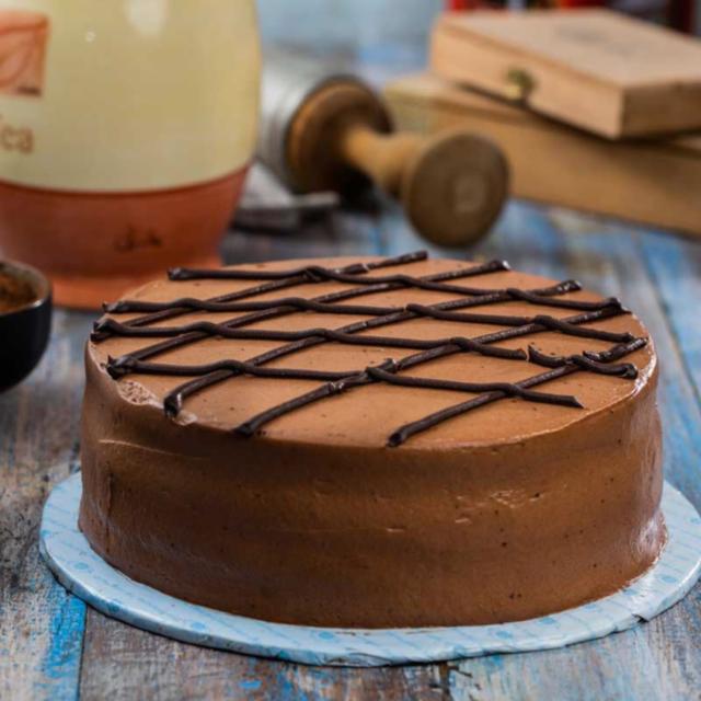 Choco Heaven Cake